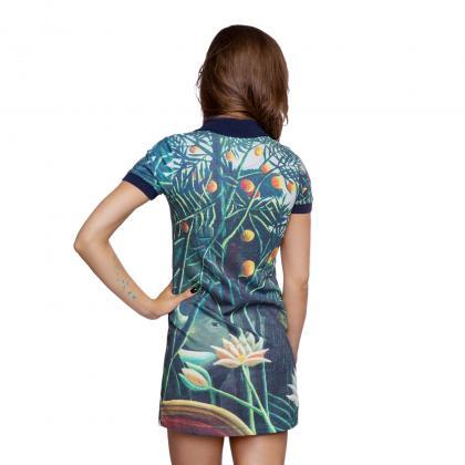 Jungles Polo Dress by Fusion