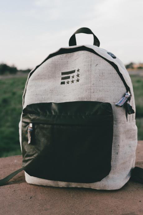 Native Canvas Backpack by Fusion